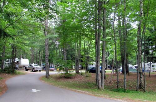 tahquamenon camping