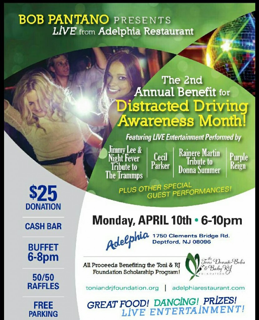 Distracted Driving Awareness Fundraiser