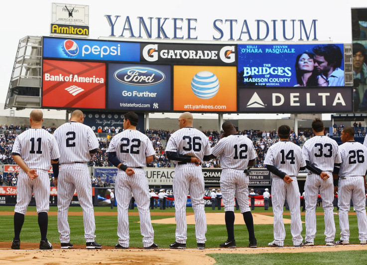 an analysis of new york yankees Toolson v new york yankees, 346 us 356 (1953), is a united states supreme court case in which the court upheld, 7–2 legal analysis and criticism.