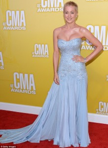Kellie Pickler on the Red Carpet Photo courtesy of Getty Images