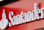 Santander bank frontage