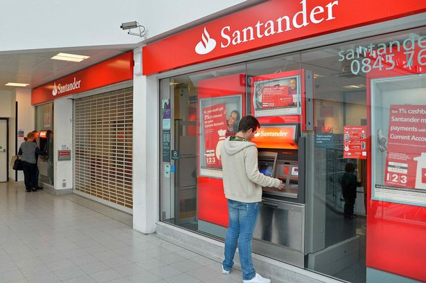 Surrey-Quays-branch-of-Santander-Bank