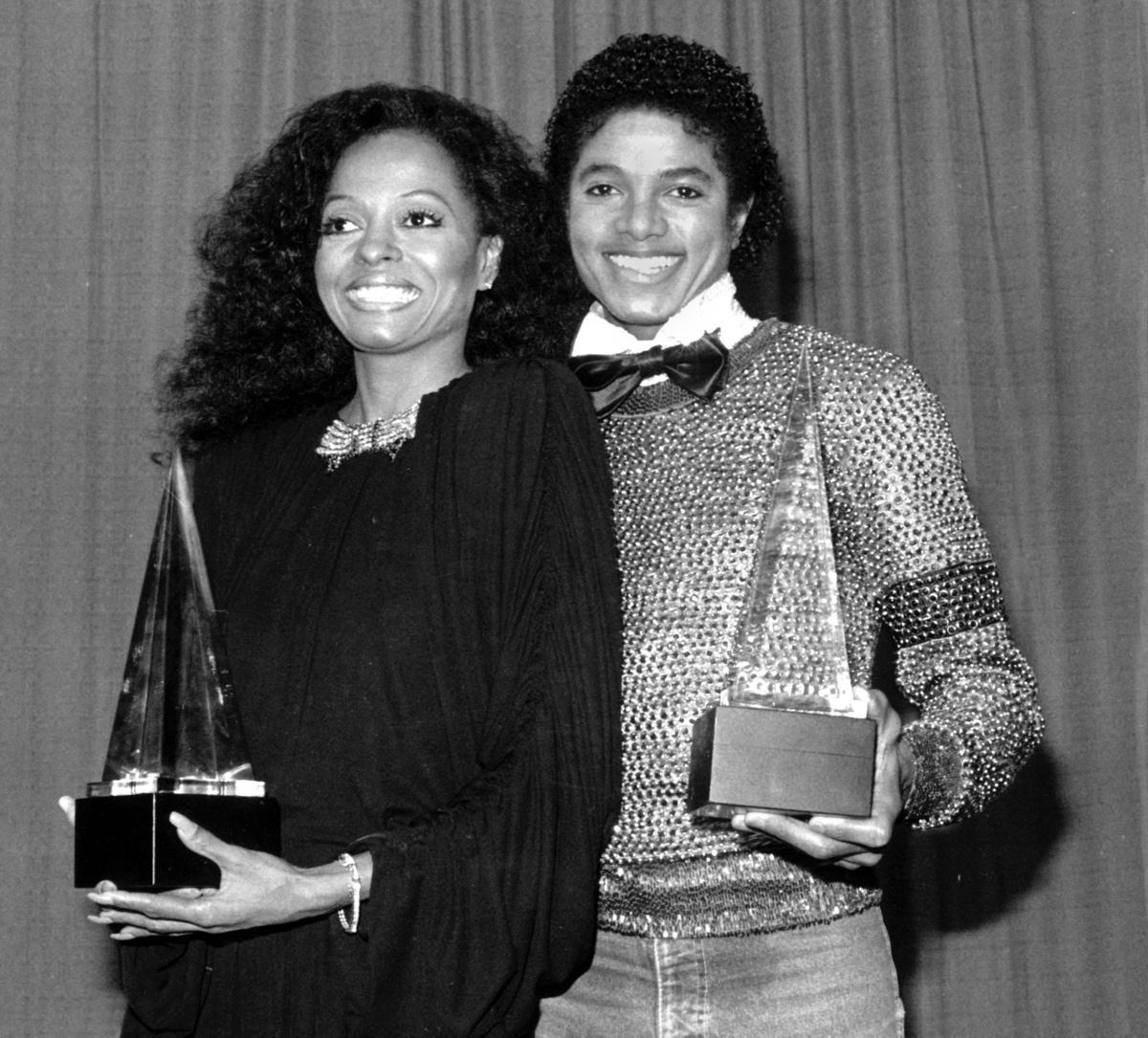 michael-jackson-diana-ross-american-music-awards-1981 She's still the Boss: Miss Diana Ross - A Living Legend