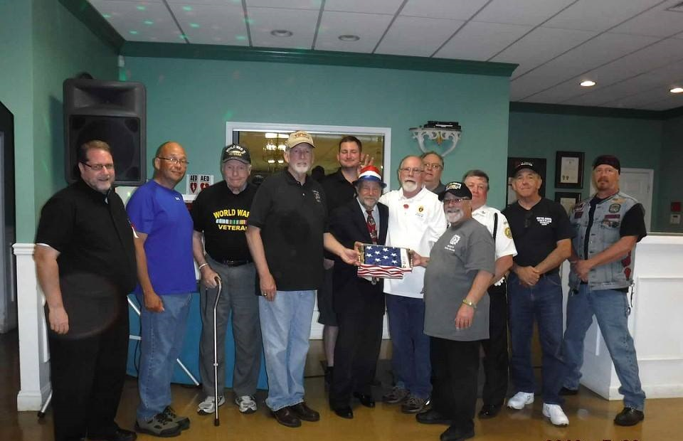 The VFW Post 679 Glassboro, NJ - Doing More