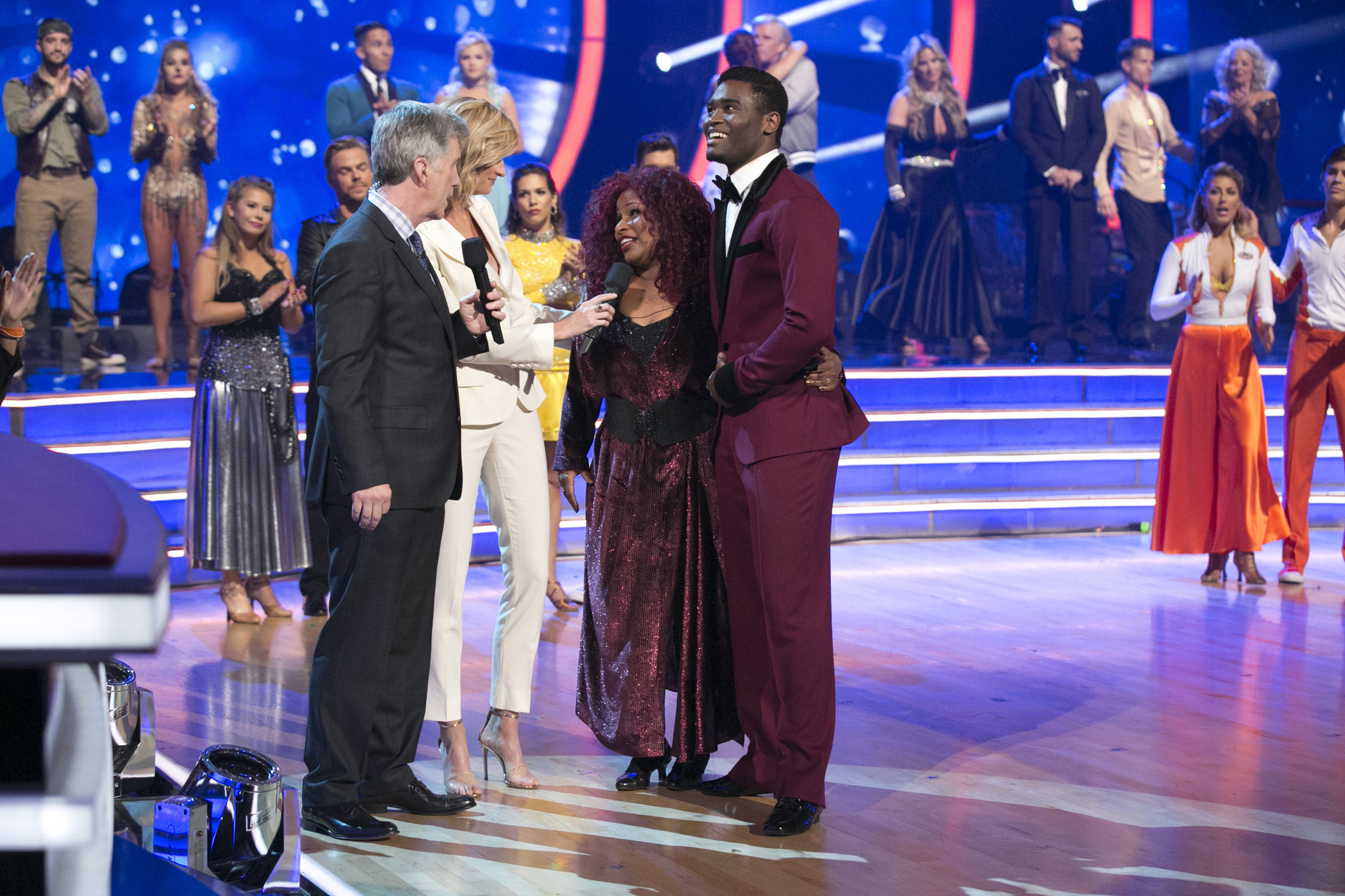 la-et-st-dancing-with-the-stars-recap-chaka-khan-goes-home-bindi-irwin-rocks-the-top-spot Chaka Khan