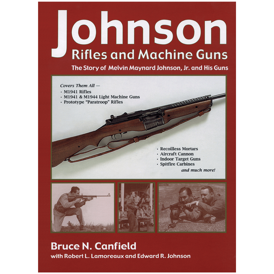 JohnsonRifles Melvin Maynard Johnson, Jr.