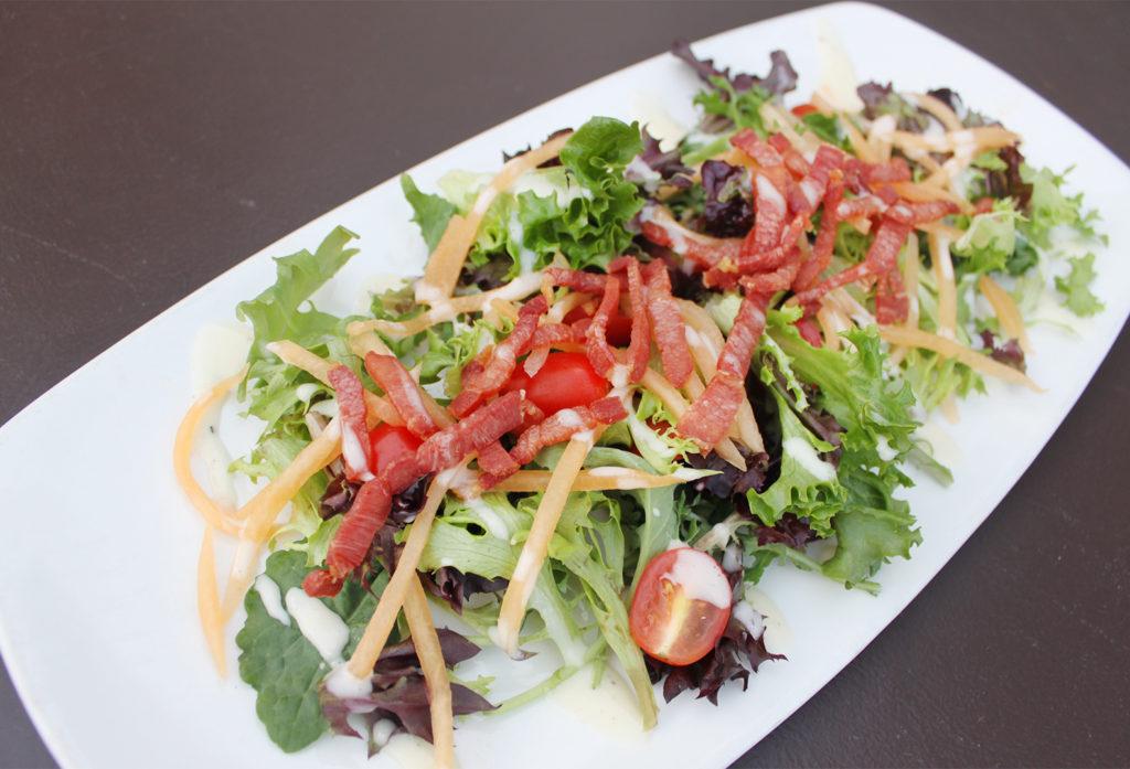 Tavola Restaurant Food Mixedgreens