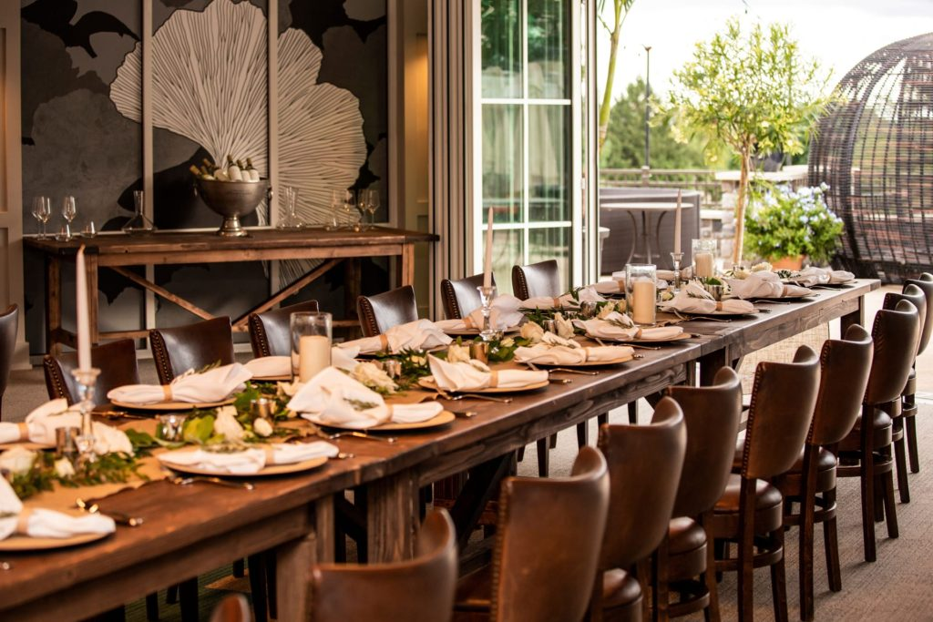 Tavola Restaurant Private Parties