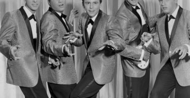 Duprees Current Members in 1962 promotional photo
