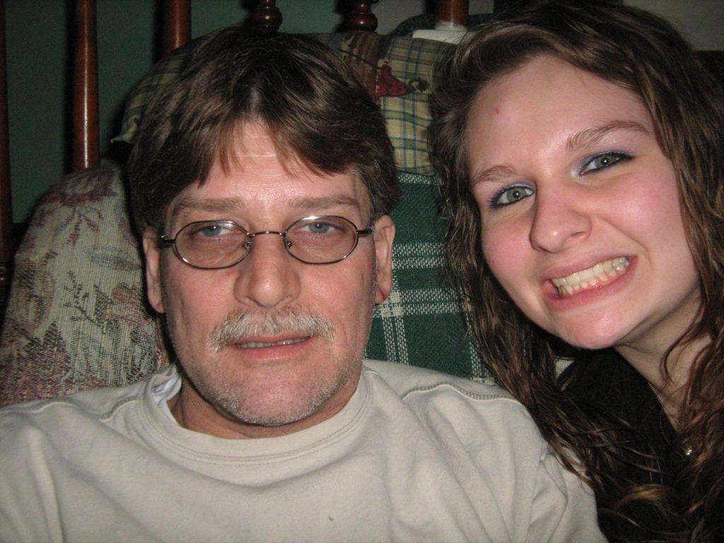 Chris Randazzo and Daughter