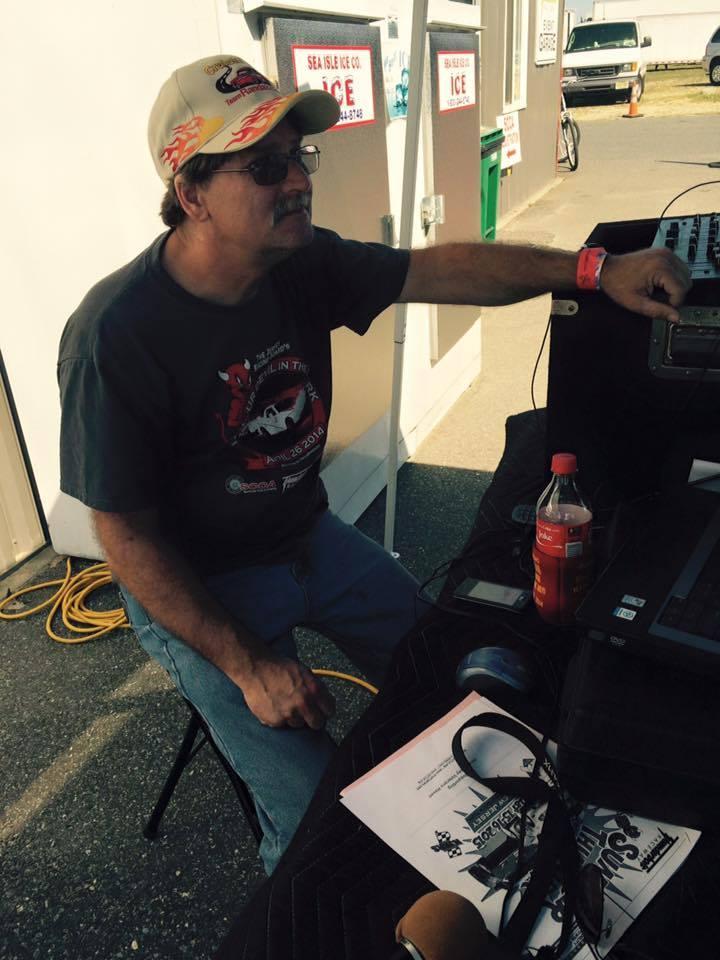 Chris Randazzo at Millville Racetrack