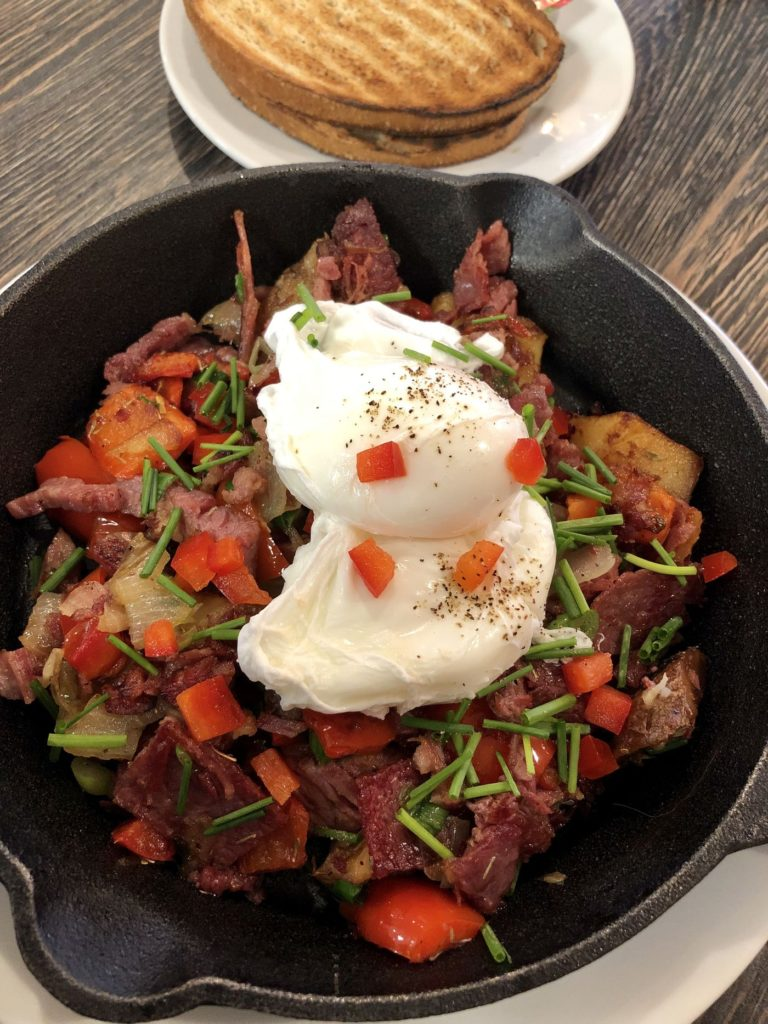 Tank and Libby's Beef Hash