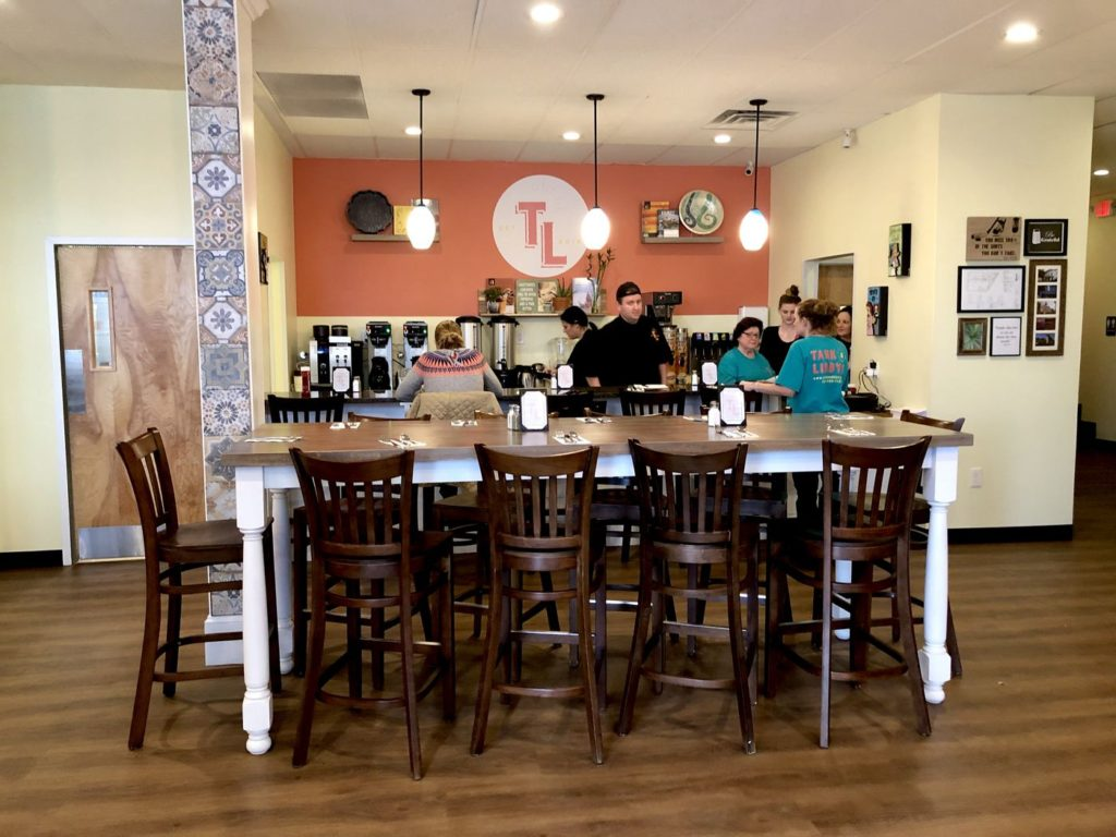 Tank and Libby's Restaurant 2