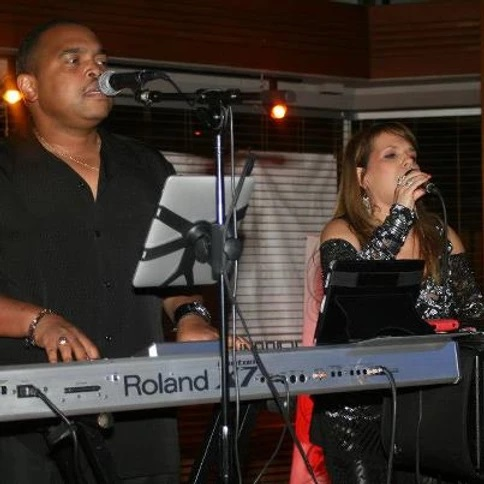 Bittersweet Duo: Anthony Wood and Michelle Parto performing