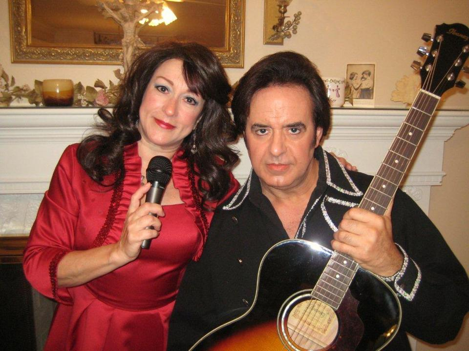 joe-staffieri-and-debbie-feeser-2 Joe Staffieri – A star with a voice of Johnny Cash