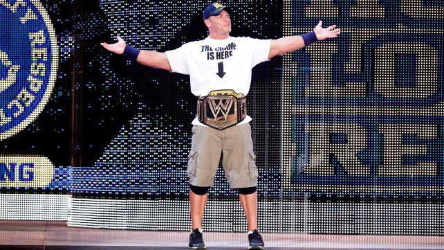 john-cena-1 John Cena - 16-time World Champion and Record-Setting Make-A-Wish granter
