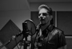 Al Jeremiah singing in right touch studios
