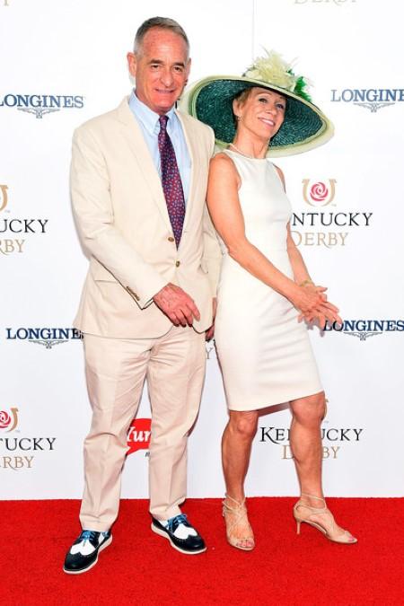 barbara-corcoran-with-husband-bill-higgins Barbara Corcoran - The Queen of the Shark Tank