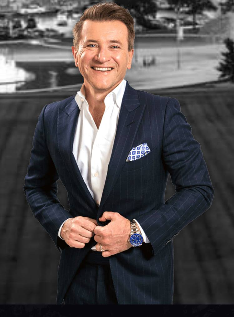 robert-herjavec Robert Herjavec - Dynamic Entrepreneur and Leading Shark on ABC's Shark Tank